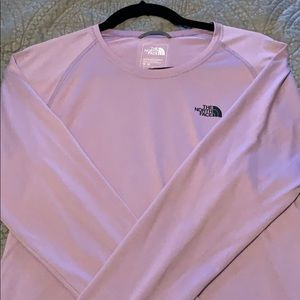 North Face women's long sleeve
